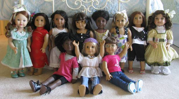 how much does an american girl doll cost. Black Bedroom Furniture Sets. Home Design Ideas