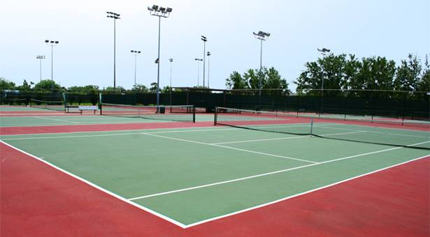 Cost to build tennis court in backyard 28 images best for How to build a sport court
