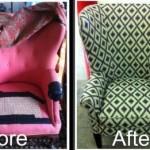 Cost to Reupholstera Sofa