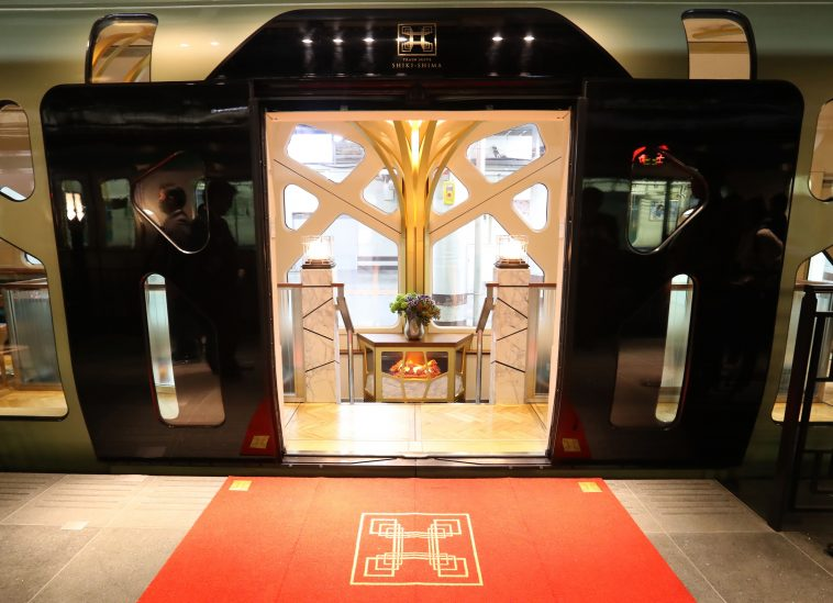 most expensive train