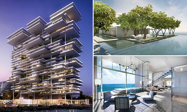 most expensive apartment dubai